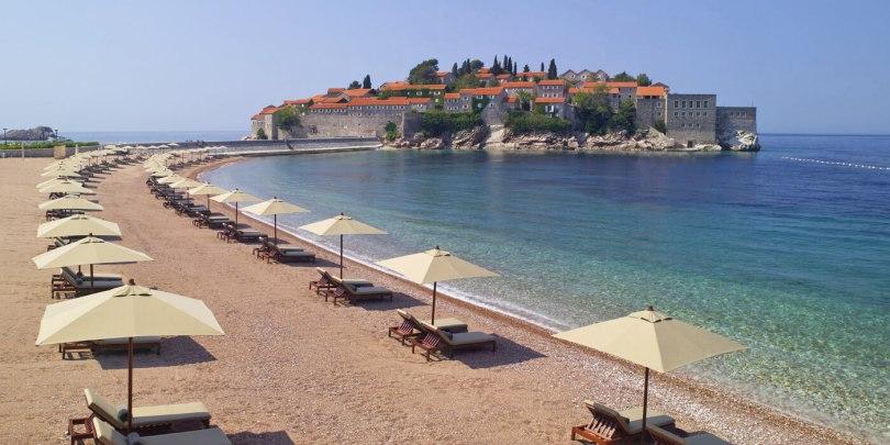 Budva - Sveti Stefan Adası ile ilgili görsel sonucu