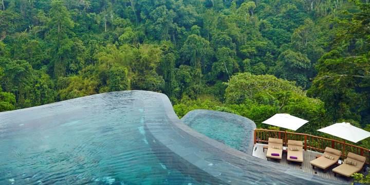 hanging gardens of bali, ubud, bali hotel reviews