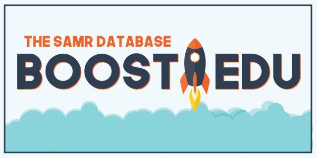 BoostEDU: The SAMR Database