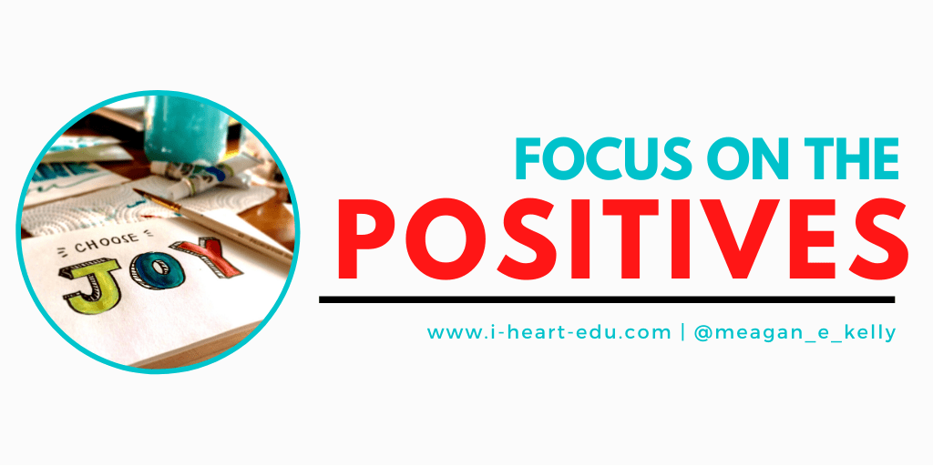 Focus on the Positives: A HyperDoc Activity