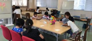 2018 夏休みのiPad教室