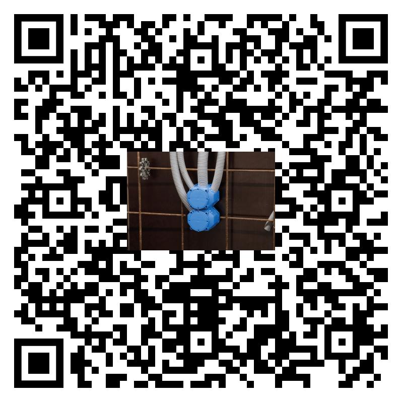 QR-Code zum Montagevideo zur Betondose 2.0 im Ortbeton.