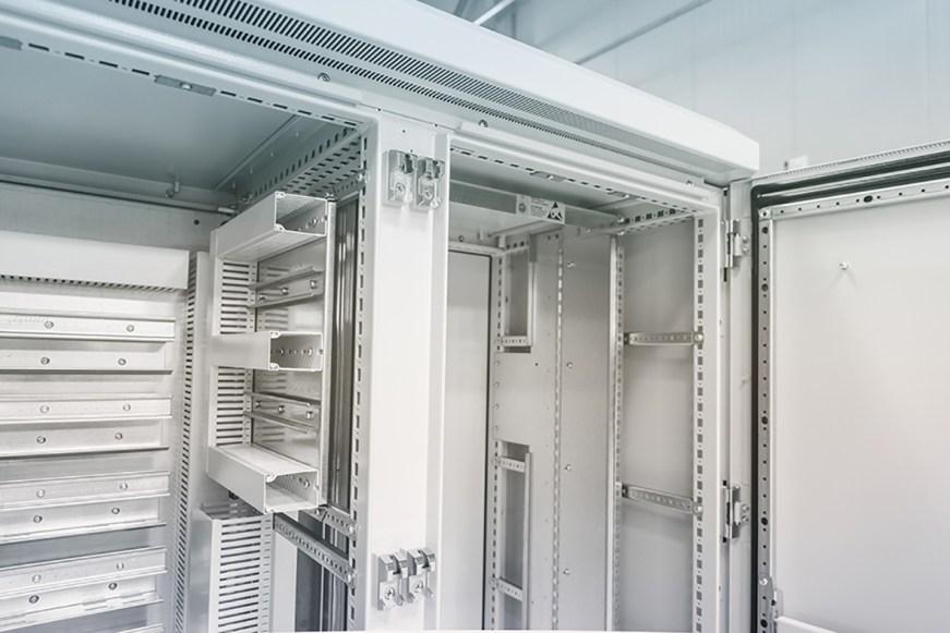 Die Schaltschränke können maßkonfektioniert geliefert werden. Bild: Eldon