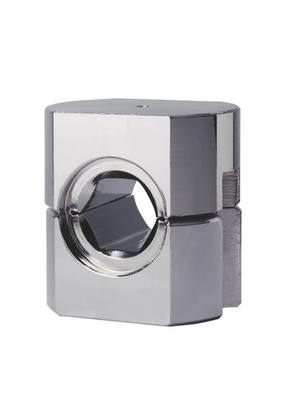 Der Presskopf »PK1000« zeichnet sich durch seine hohe Presskraft von bis zu 1.000 kN, bei einem Pressbereich bis maximal 1.600 mm² und einem Betriebsdruck von max. 700 bar aus. Bild: Klauke