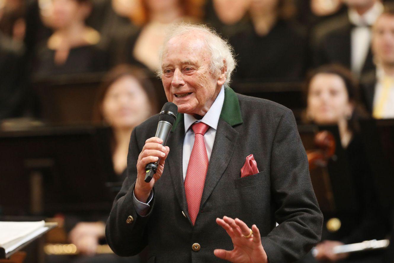 Prof. Dr. h.c. mult. Reinhold Würth war Initiator bei der Gründung des Orchesters. (Bild: Dieter Nagl/Würth)
