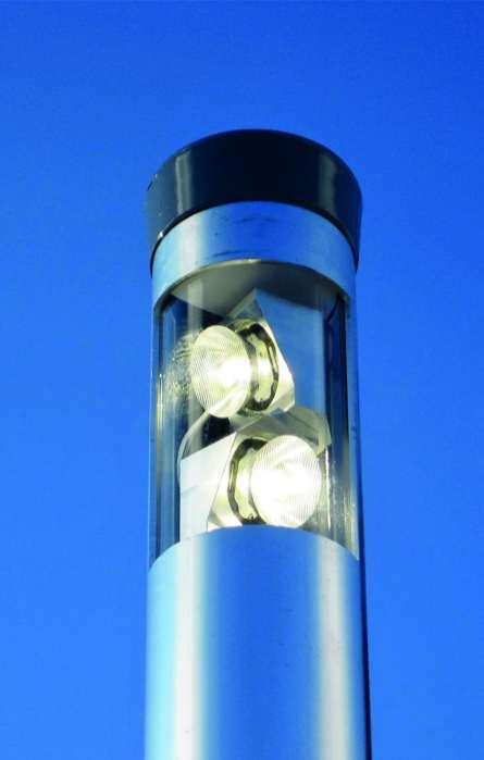 Mobile Beleuchtung für Wege, Loipen und vieles mehr – flexibler Einsatz, patentiertes System! (Bild: GIFAS ELECTRIC Gesellschaft m.b.H)