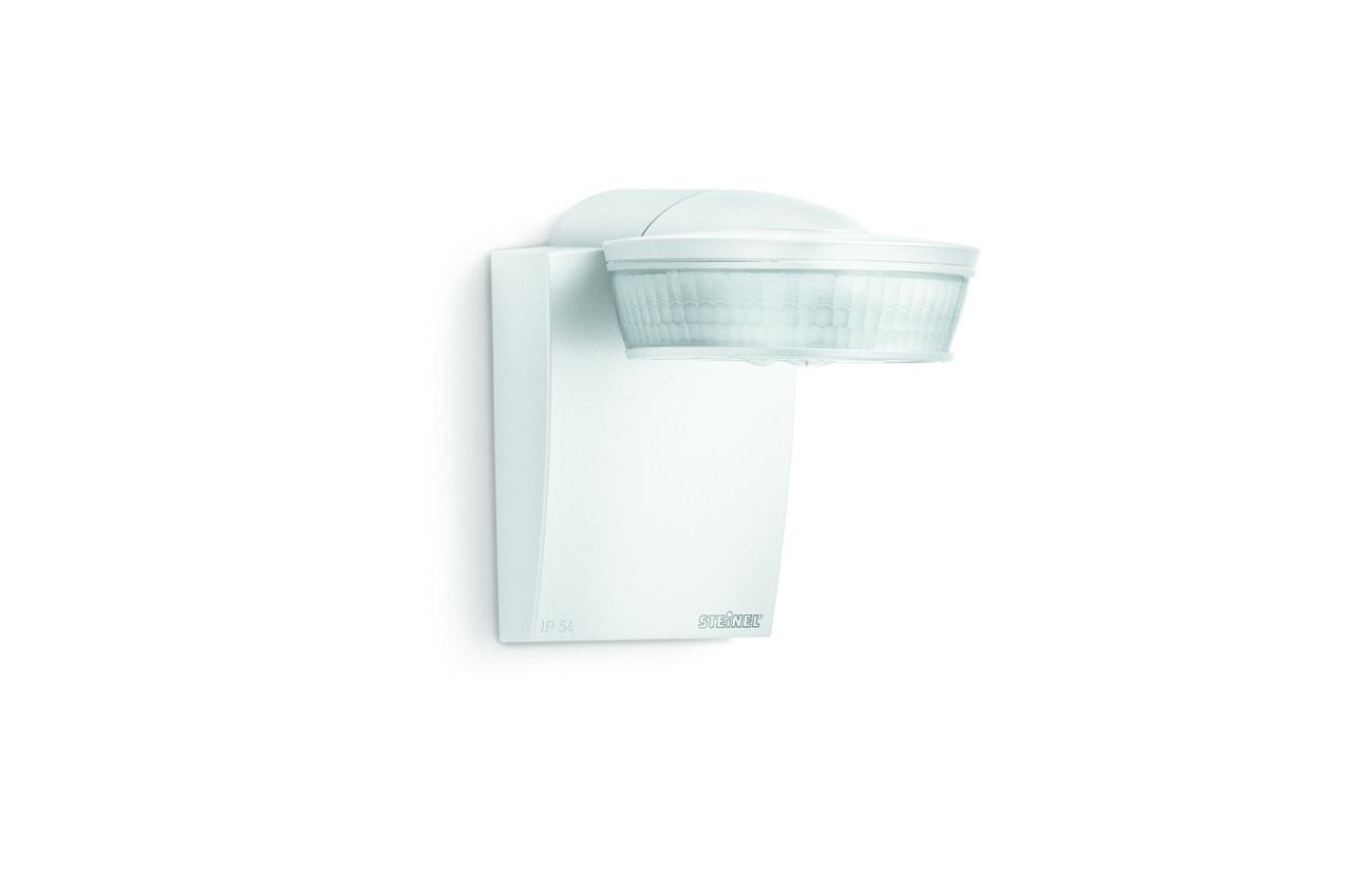 Mit dem Infrarotbewegungsmelder sensIQ eNet von Steinel kann eine Fläche von bis zu bis zu 1050 qm überwacht und Licht automatisch geschaltet werden. (Bild: Steinel Professional)