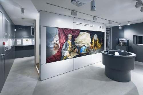 Die heutige Ausstellungsfläche umfasst 118 m². (Bild: Oliver Rieger)