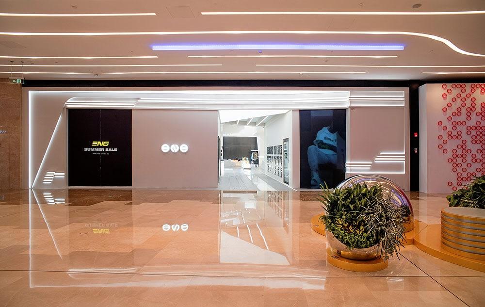 ENG Fashion Shop entrance