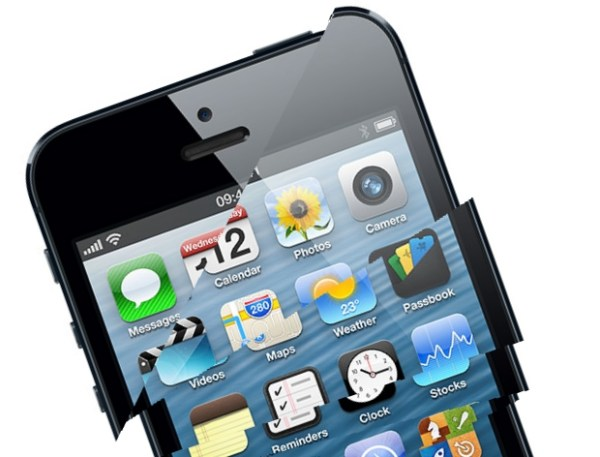 iphone 4 s sostituzione display