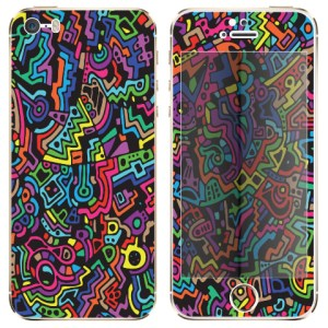 iphone-5s-fantasy skin imania