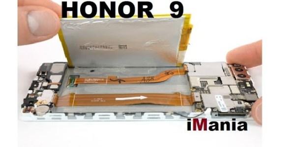 Honor 9 come cambiare la batteria in 5 minuti -iMania tutorial-
