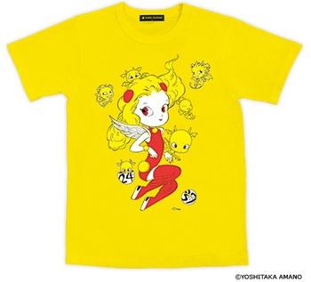 天野喜孝Tシャツ