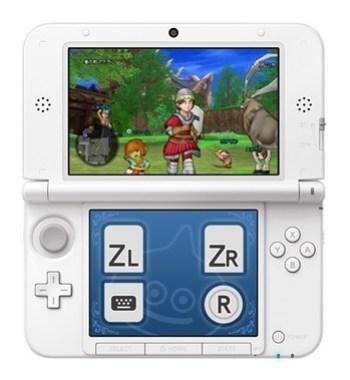 ドラクエX 3DS