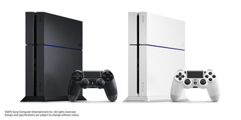 PS4新型
