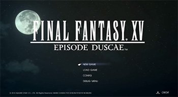FF15エピソードダスカ