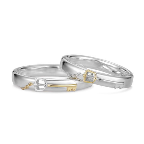 キングダムハーツの結婚指輪
