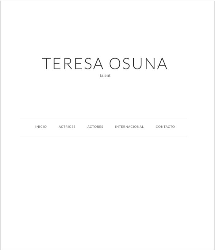 teresaosuna.com