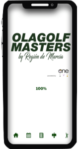 APP OLAGOLFMASTERS POWERED BY iOne Sport Leisure & Tech