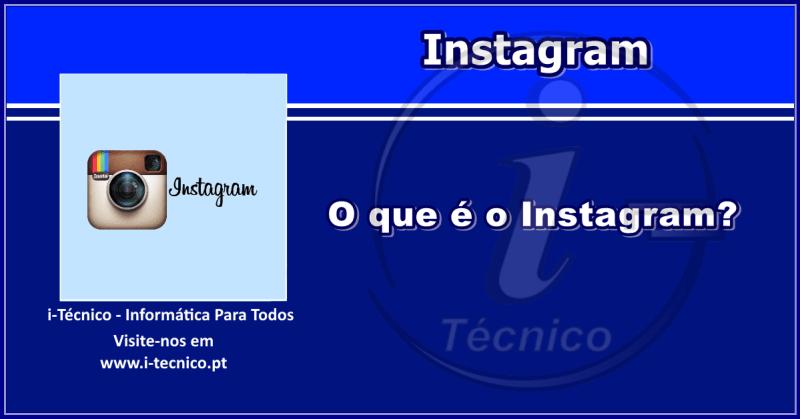 Instagram-o-que-e