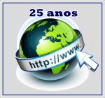 Facebook festeja os 25 anos da Web!