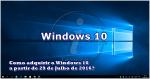Windows 10: A oferta da actualização acabou e agora?