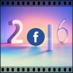 Ano em revista 2016: já disponível no seu Facebook!