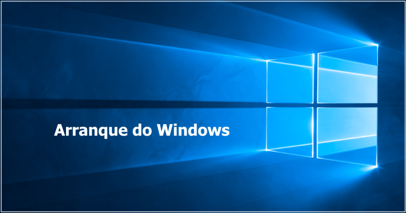 Arranque do Windows - Gestor de Tarefas
