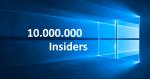 """Programa """"Windows Insider"""" alcança os 10 milhões de membros"""