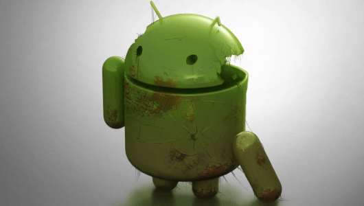 Android doente