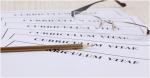 Curriculum Vitae: Devo enviar toda a minha identificação por e-mail?