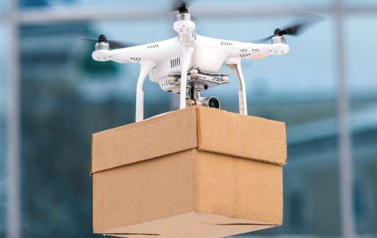 Drones - entrega