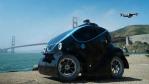 O-R3: Conheça o carro-polícia autónomo e o seu drone