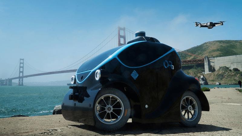OR3 o carro autonomo