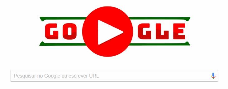 Google - Dia Nacional de Portugal