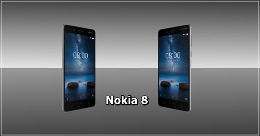 Nokia 8 - Disponível em Portugal