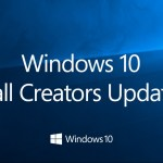 Microsoft lança aviso de actualização da Fall Creators Update