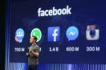 Mais uma vez Facebook, Instagram e WhatsApp estiveram em baixo!