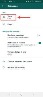 WhatsApp - Modo Escuro - 001
