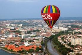 Bristol, festival des mongolfières © Credit: Destination Bristol
