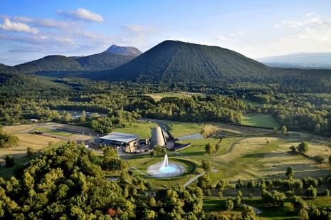 Vulcania Parc Europen Du Volcanisme