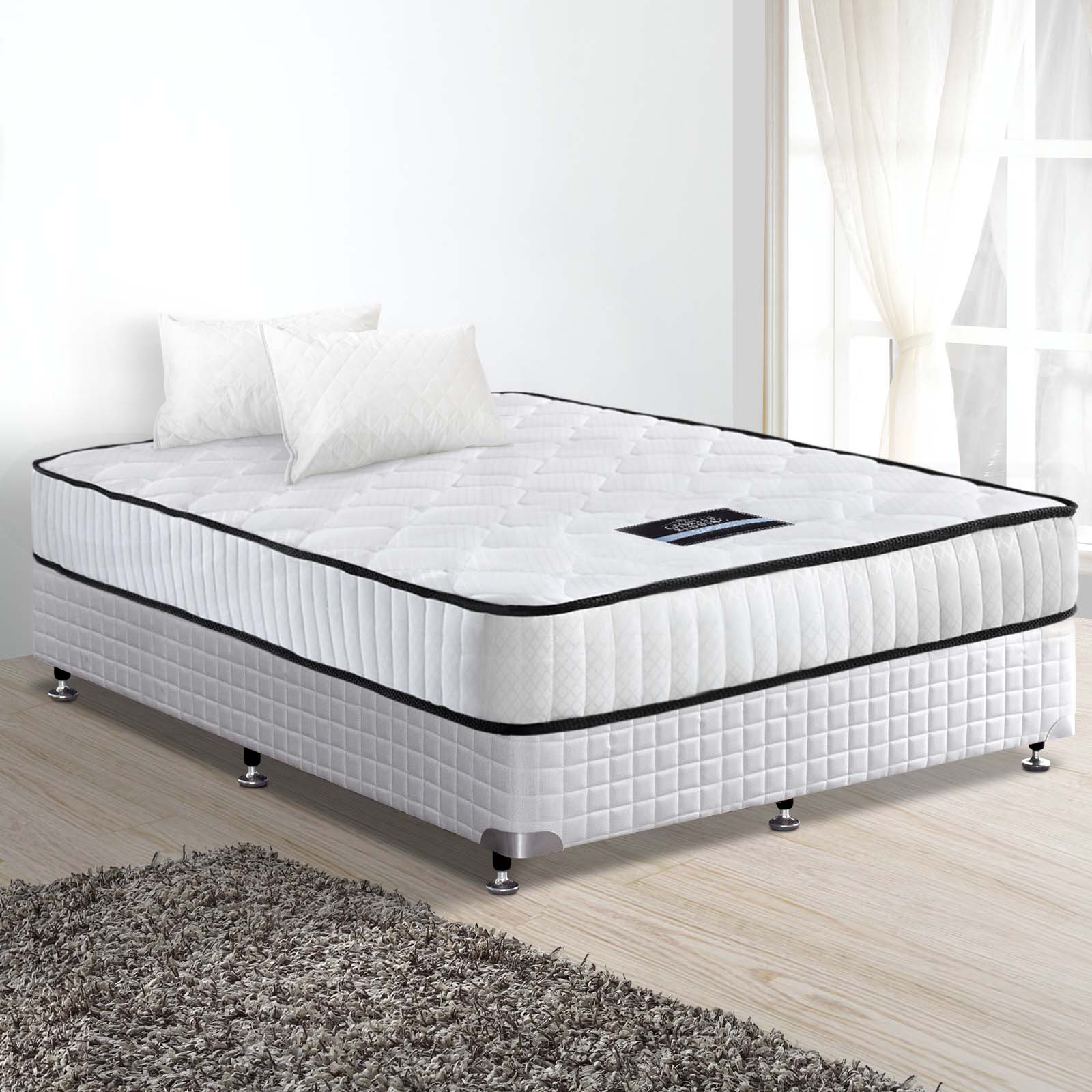 Queen Double King Single Mattress Bed Size Pocket Spring