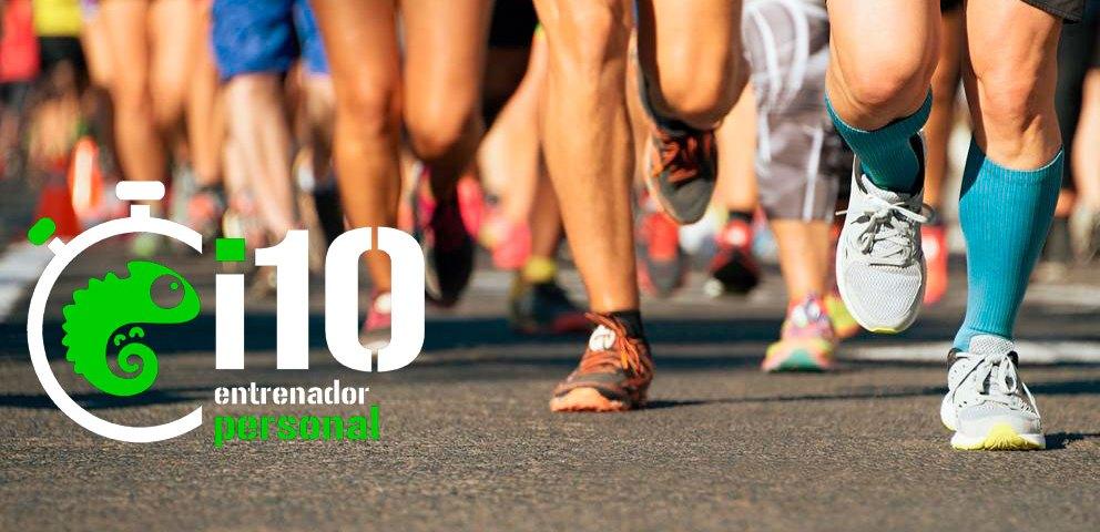 corredores expertos entrena con i10