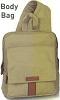 Body bag vs. Knapsack