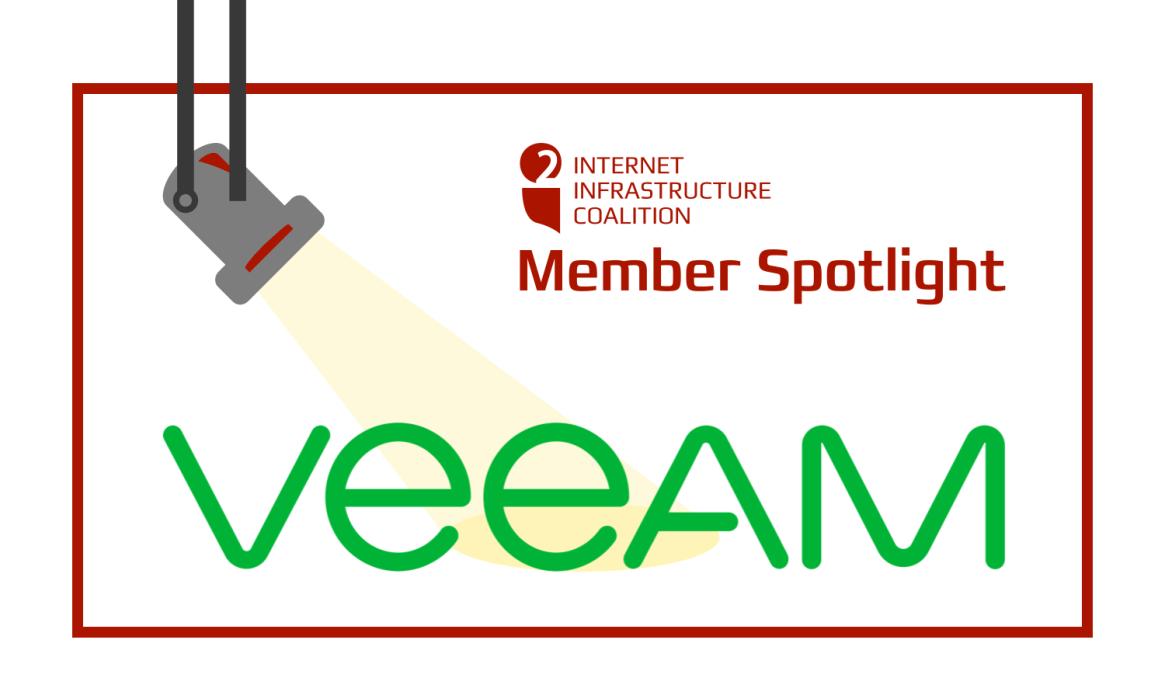 Member Spotlight Veeam