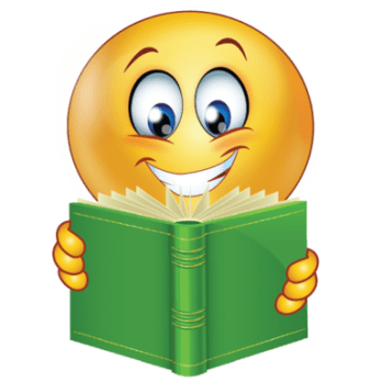 successful student with study book />                                                                                        
