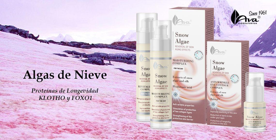 Cremas-antiarrugas-rejuvenecedoras-Algas-de-nieve