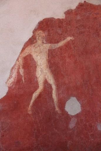 Casa delle Pareti Gialle (Ostia III,IX,12), stanza 7