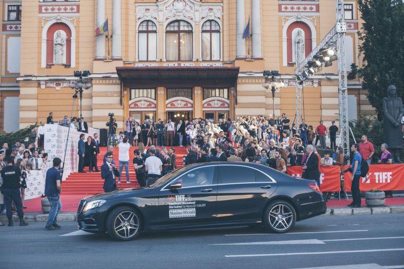 Mercedes-Benz & TIFF