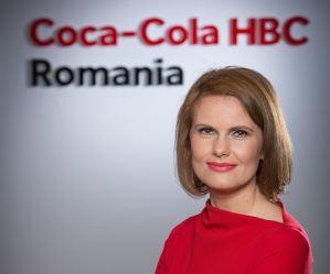Mihaela Ioniță, Human Resources Manager Coca-Cola HBC România